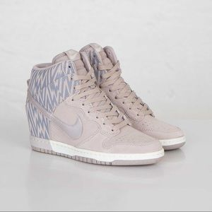 Nike Dunk Wedge Sneaker